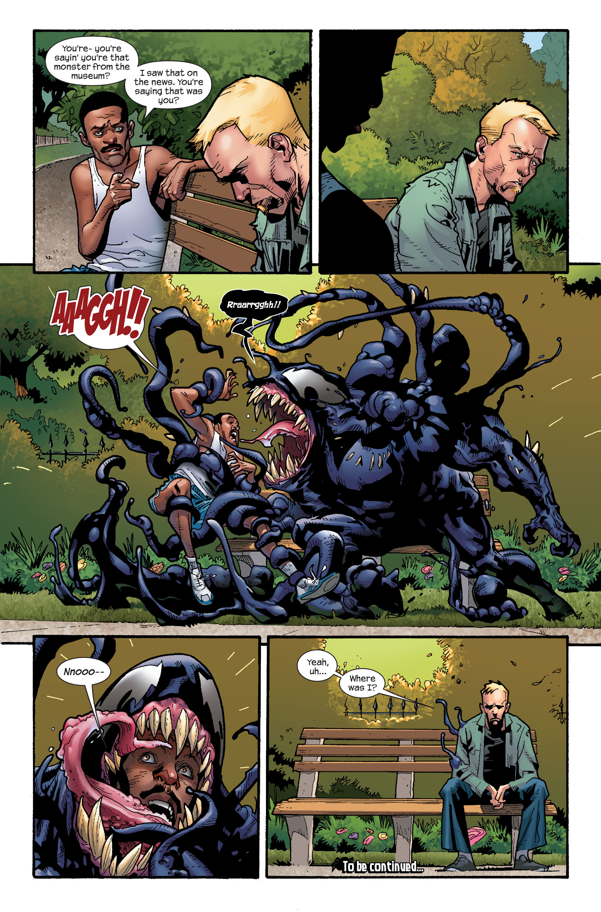Read online Ultimate Spider-Man (2000) comic -  Issue #123 - 24