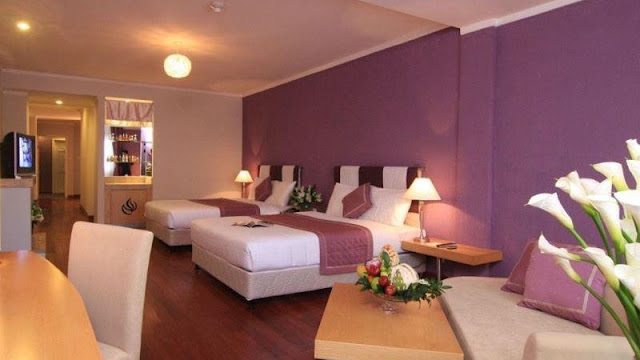 Phòng - Khách sạn Ngọc Lan Đà Lạt
