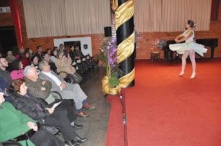 Série Concertos de Gala da FESO Pro Arte também contou com apresentação de balé do Núcleo de Dança Carolina Cox