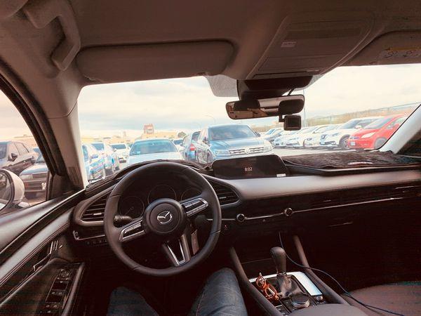 四代Mazda3四門BOSE旗艦款-內裝