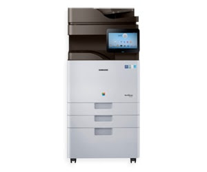 The Samsung SMART UX Centre is the starting fourth dimension smart Android printing UX that is intuitive Samsung Printer SL-X4300 Driver Downloads