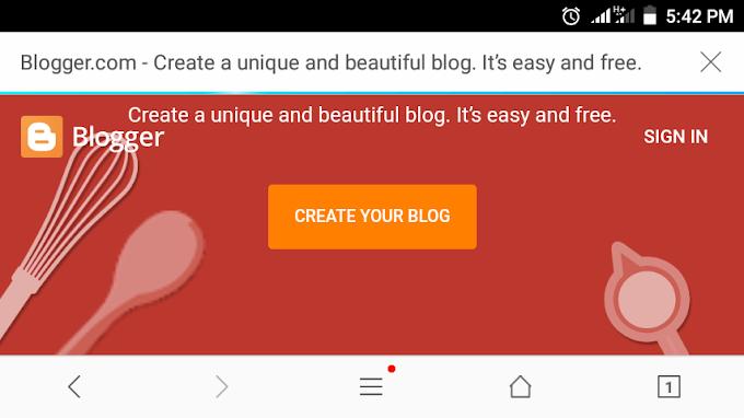 Yadda Zaka Bude Free Website Ko Blog A Blogger.Com In (2019) HausaTechs.Com