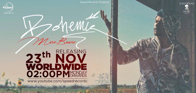 Mere Baare - BOHEMIA (Official Music Video) #OutNow - pesa nasha pyar - teambohemia