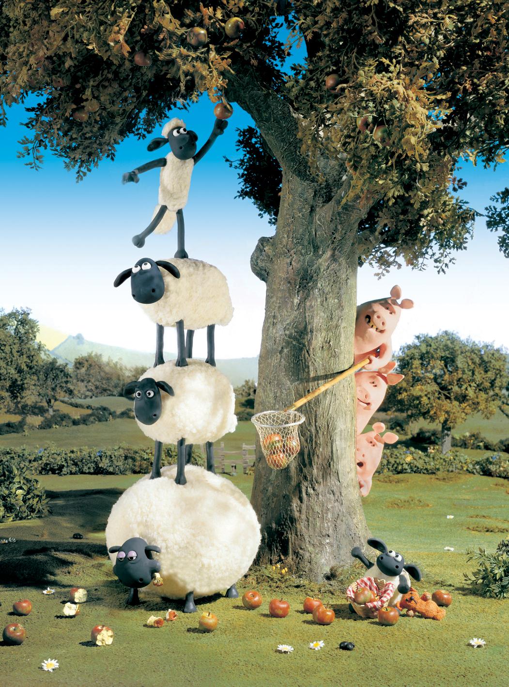 2ne1 Wallpaper Iphone Gambar Shaun The Sheep