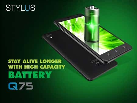 Stylus Q75 Smartphone
