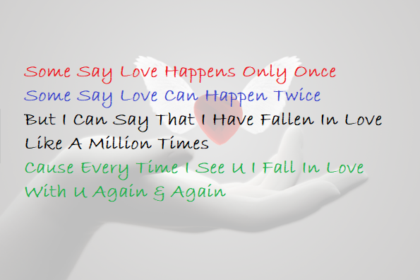 Cute English Love Shayari for Boys and Girls