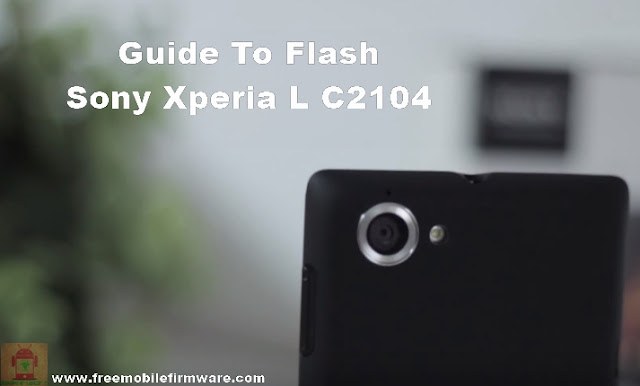 Sony Xperia L C2104 Jelly Bean 4.2.2 Tested Firmware