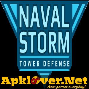 Naval Storm TD MOD APK unlimited money