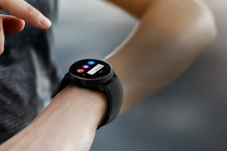 Galaxy Watch Active, English, Review, Technology,