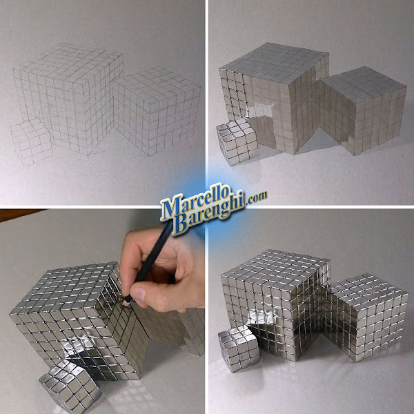 Drawing Magnetic Games