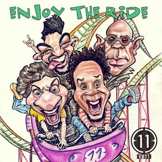 Portada de Enjoy the ride, de EB11