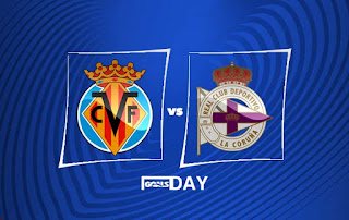 Villarreal vs Dep. La Coruna – Highlights