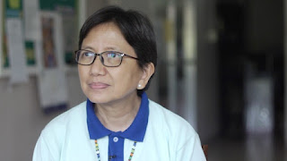 """Known as """"Ka Amanda"""" in the underground movement, Cristina Pargas-Bawagan was arrested on May 27, 1981 while she was organizing people in Nueva Ecija."""