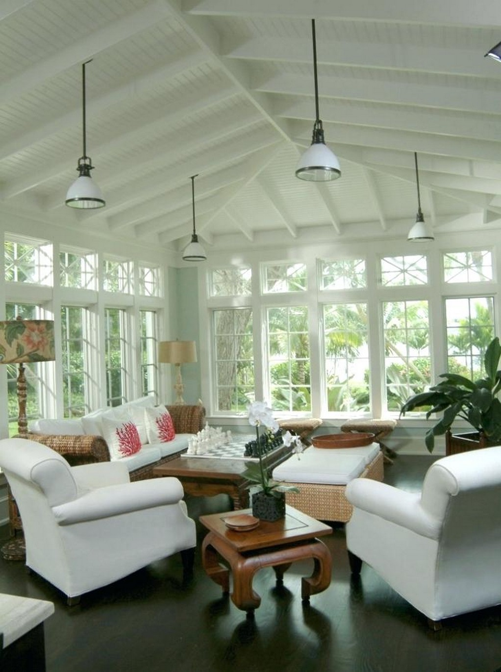 Wonderful Architecture Idea of Sun Room - Must See!!