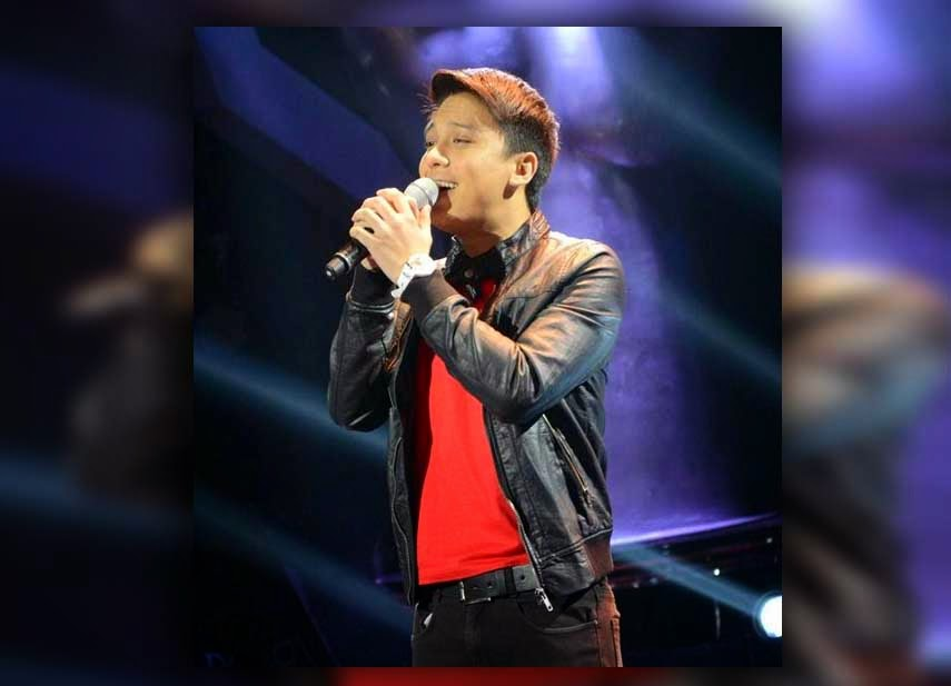 Balikbayan Timmy Pavino sings his own rendition of Martin Nievera's You Are My Song in the Voice of the Philippines Season 2 Blind Auditions