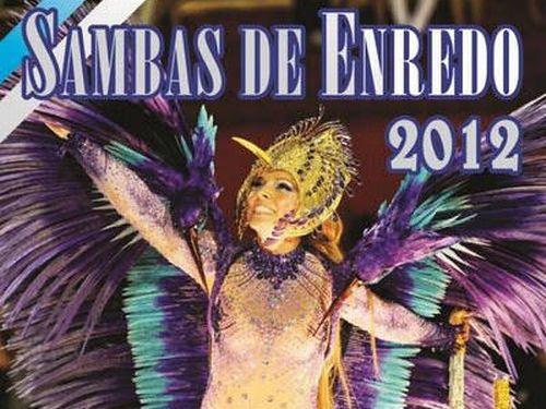 Sambas Enredo – Escolas de Samba – Rio de Janeiro (2012)