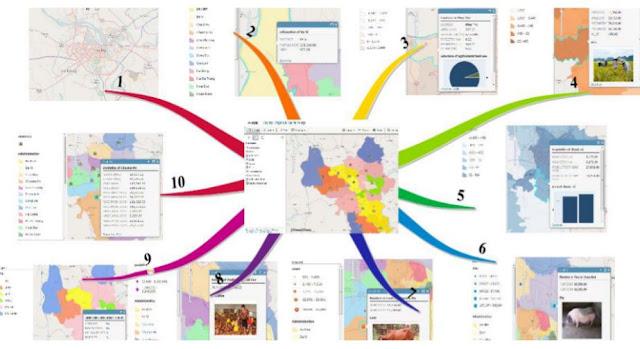 Học và làm về Ứng dụng GIS nên quan tâm điều gì?