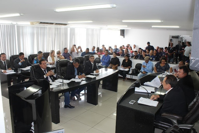 Câmara de Vereadores de Delmiro Gouveia aprovam PCCS da Guarda Civil  Municipal