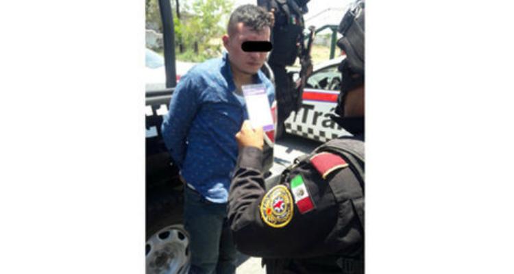 """Detienen en NL al """"Jr. Pimpon"""", integrante de Cártel del Noreste"""