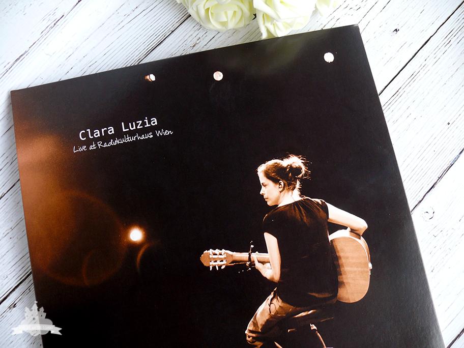 Clara Luzia Schallplatte