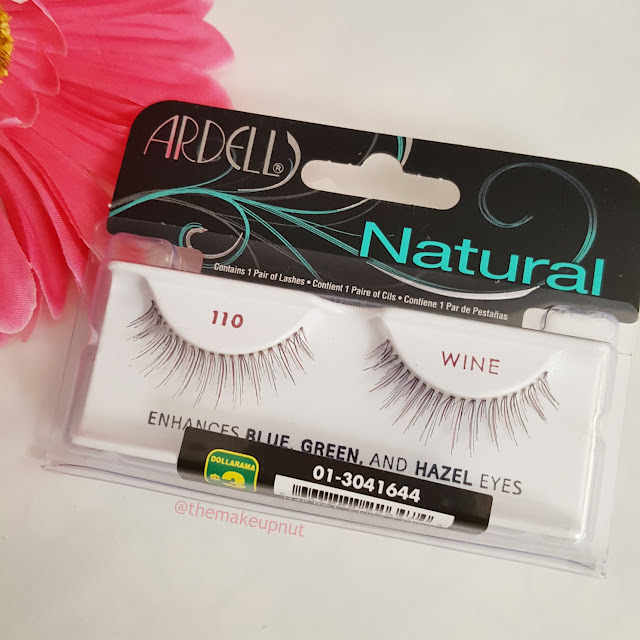 Ardell lashes 110 Dollarama