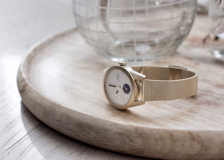 Going for gold….TRIWA Timepiece (15% Off!)