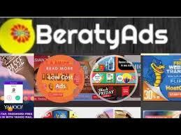 Beratyads Network Review [Best Google Adsense Alternative] Is Beratyads Legit or Scam?