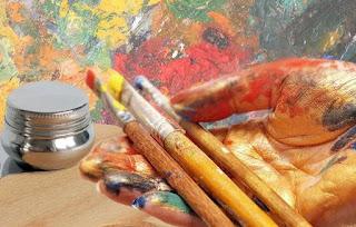 Художественные краски Волгоград