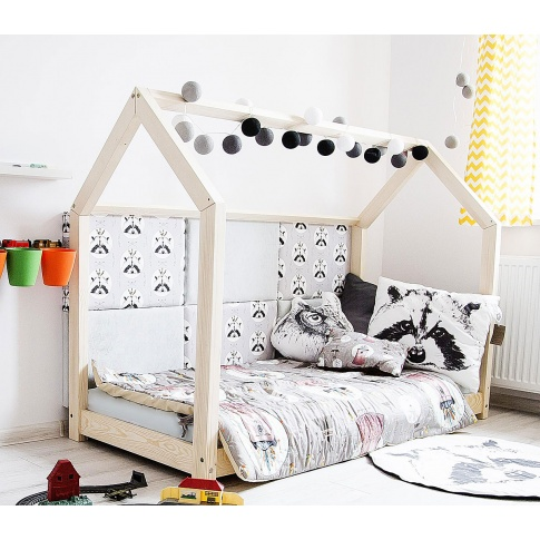 Jak urządzić pokój dla dziecka? Łóżko,które zadowoli każdego malucha!