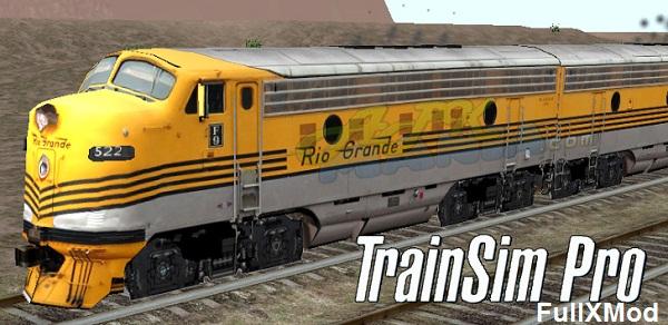 Train Sim Pro FULL Apk