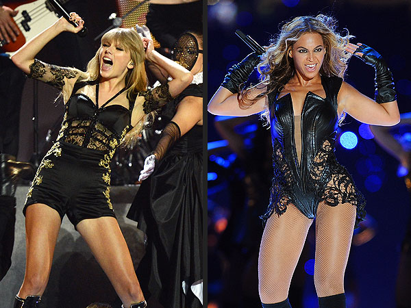 Beyoncé está com inveja de Taylor Swift
