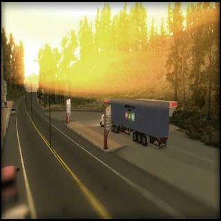 Download Extreme Roads USA Game For PC Highly Compressed