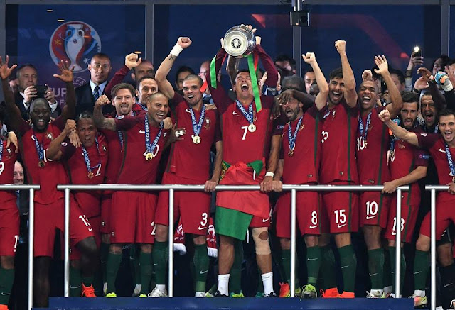 franta portugalia 0-1 rezumat video portugalia franta finala euro 2016 rezumatul video al meciului de aseara franta portugalia 0-1 rezumatul partidei portugalia vs franta video euro 2016 c.e. fotbal franta 2016 finala accidentarea lui cristiano ronaldo youtube franta portugalia 0-1 finala campionatului european de fotbal golul lui eder portugal vs france full highlights all goals youtube Portugal win Euro 2016