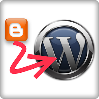 move blogger to wordpress