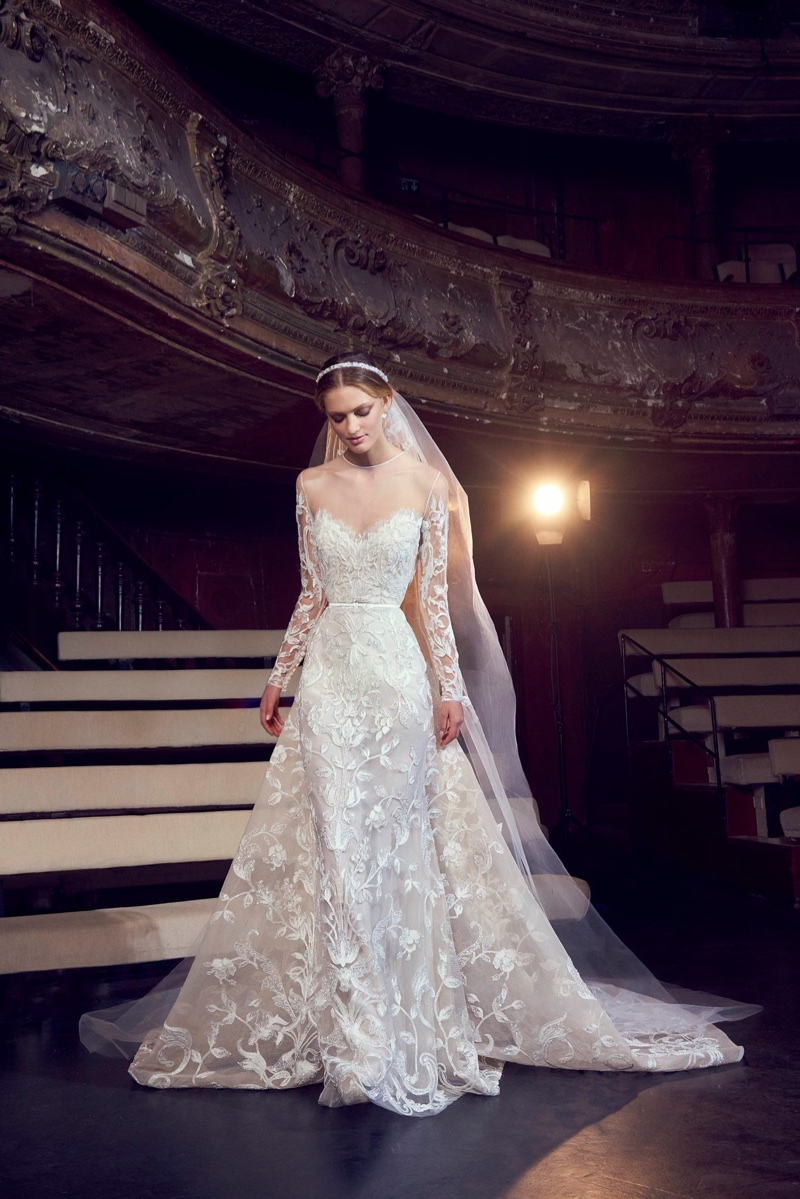 Cheryl cole wedding dress 2018 fall