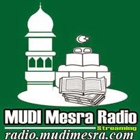Radio online MUDI mesra