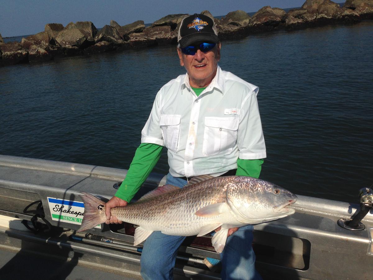 Capt dave sipler 39 s sport fishing 11 15 16 mayport for Fishing report jacksonville fl