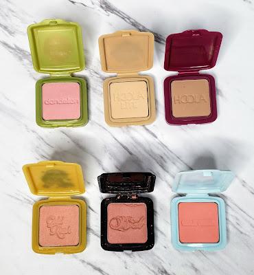 Review: Benefit Cosmetics The Blush Bunch Bronzer & Blush Set