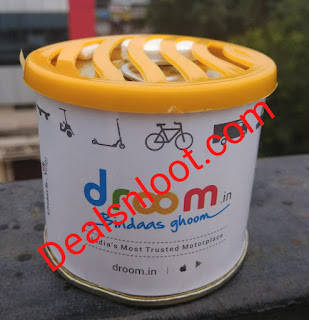 droom Car Perfume proof