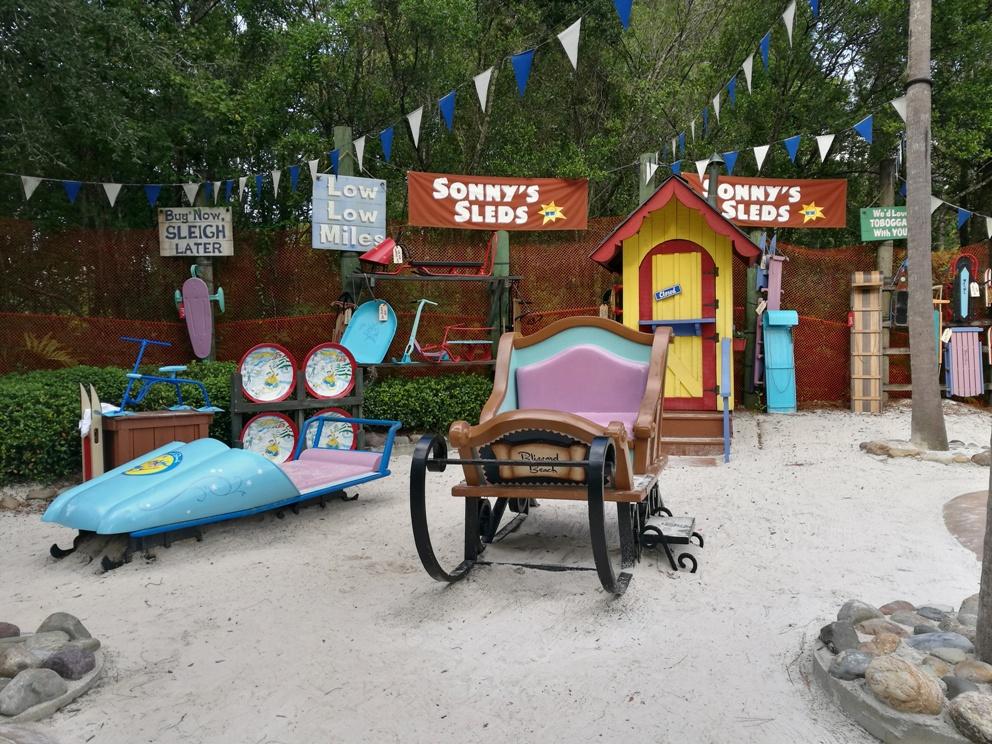 Blizzard Beach, Walt Disney World