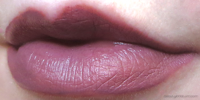 make up for ever aqua rouge lipstick in 3