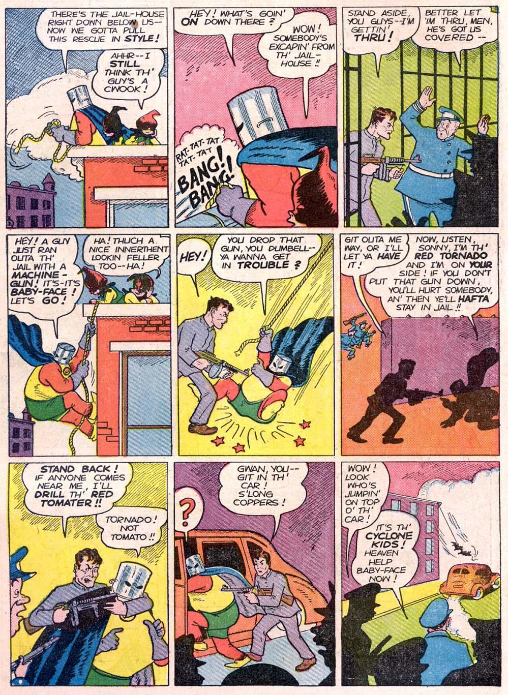 Read online All-American Comics (1939) comic -  Issue #33 - 19