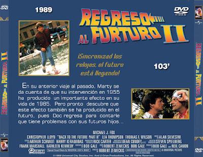 Regreso al futuro II - [1989]