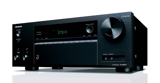 Onkyo Launches a New Receiver - The TX-NR575