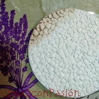 cd-con-cáscara-de-huevo-efecto-craquelado-y-pintura-marcar-grietas-II