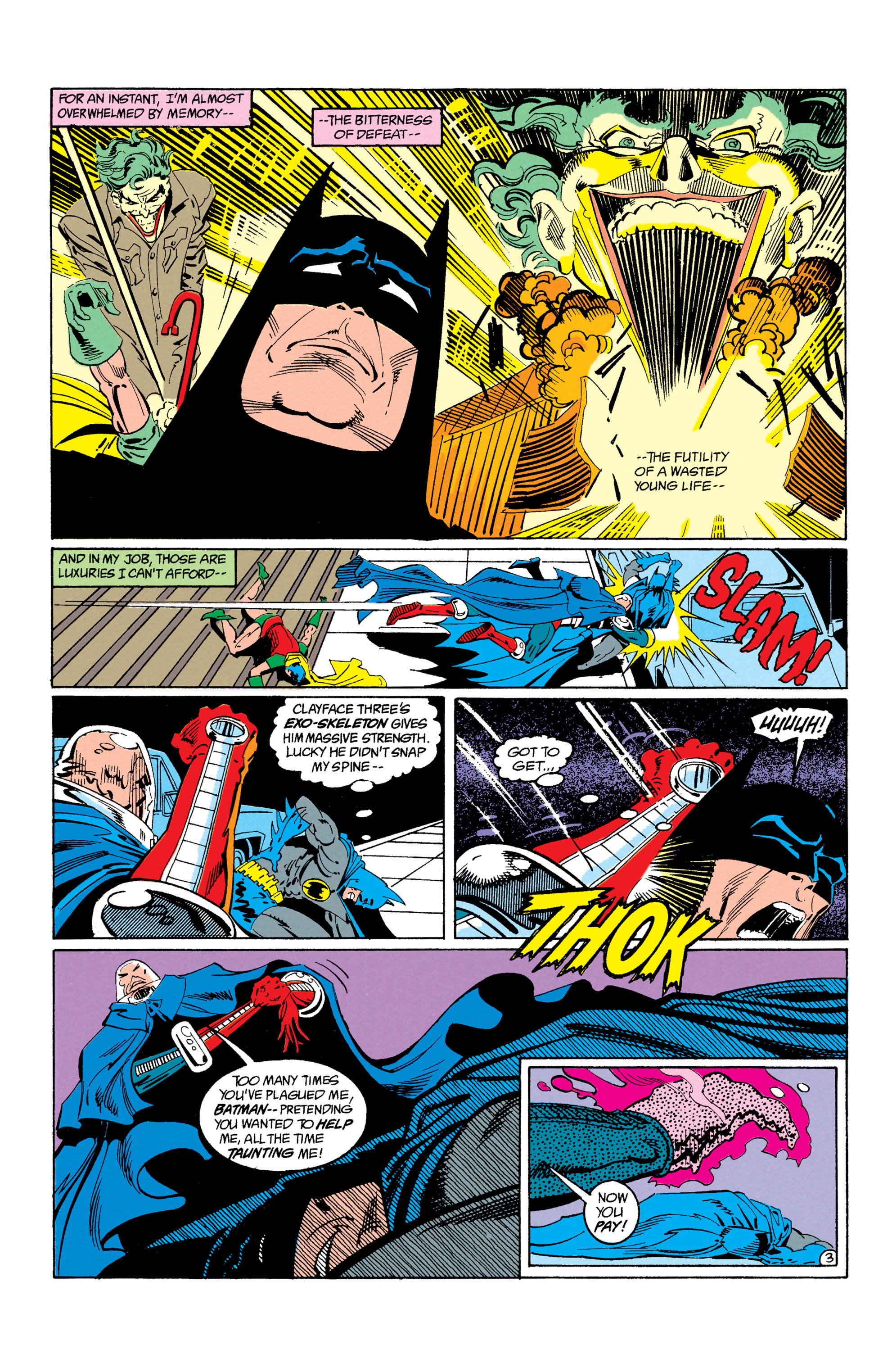 Detective Comics (1937) 606 Page 3