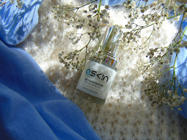 O2SKIN- SERUM TLENOWE OXYGEN WATER