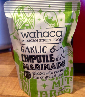 Wahaca Garlic and Chipotle marinade