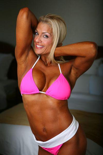 Sici Weinstock-Over 40 Female Fitness Models