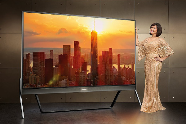 Vu 100 (VU100OA) unveiled as World's first 100-inch 4K LED TV